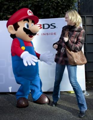 Марио - самая любимая дэнди игра Анюты! =)